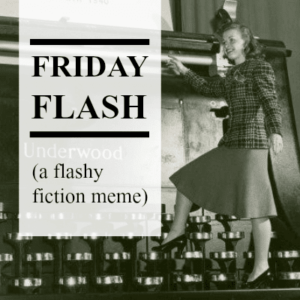 Friday Flash banner